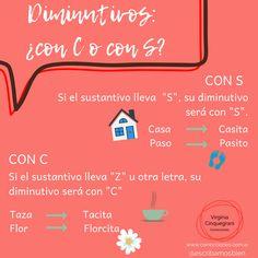 ¿Cómo se escriben los diminutivos?   #ortografía #sintaxis #gramáticaespañola #español #correctordeestilo #correcccióndetextos Virginia, Lyrics
