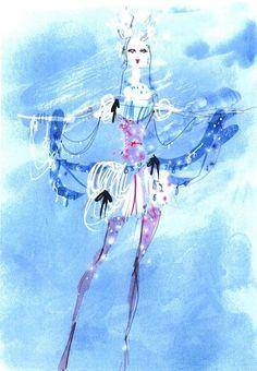 La Source, Paris Opera Ballet, Costumes by Christian Lacroix and other famous designers.