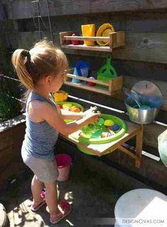 Дача для детей - 45 идей как сделать дачу интересной для ребенка | #дача #дети #игры Красота