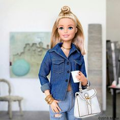 Exploring the workspace of LA-based artist Dwyer Kilcollin ( Best known for her carved and pigmented work with plaster, she's an artist to watch. Barbie Life, Barbie World, Barbie Dress, Barbie Clothes, Vintage Barbie, Barbie Tumblr, Original Barbie Doll, Barbies Pics, Barbie Model