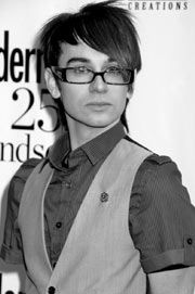 The 30 years old American fashion designer and member of the Council of Fashion Designers of America (CFDA)Christian Siriano,who f.