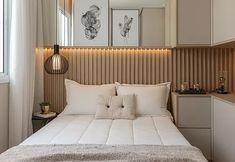 Small Master Bedroom, Bedroom Sets, Bedrooms, Bedroom Closet Design, Home Decor Bedroom, Living Room Tv Unit Designs, Home Interior Design, Bed Pillows, Pillow Cases