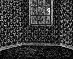 Edward Gorey, The west wing