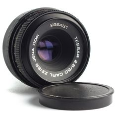 Carl Zeiss 50mm f2.8 Tessar Lens M42 Pentax Screw Fit DSLR Adaptable EOS MFT