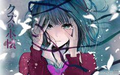 Anime Kuzu No Honkai Hanabi Yasuraoka Bakgrund