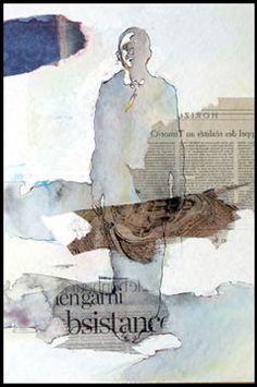 ArtFloor - Galerie d'Art Contemporain - Moderne | BRUCE CLARKE | Peinture