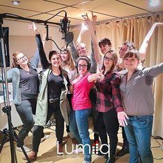 En Studio avec Alice pour son #EVJF  à #Paris  Céline Dion - My heart will go on