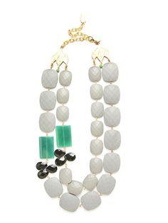 David Aubrey Jewelry #Berlinfashion #necklace #DavidAubrey