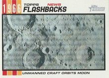 2015 Topps Heritage Baseball News Flashbacks #NF-2 Lunar Orbiter 1