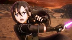 New Sword Art Online: Fatal Bullet Gameplay - TGS 2017 See new gameplay from the first Sword Art game to be set in Gun Gale with a focus on firearm based combat. September 21 2017 at 02:00AM  https://www.youtube.com/user/ScottDogGaming