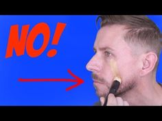 Best Makeup Tutorial Foundation Contouring Wayne Goss Ideas - Make Up Best Makeup Tutorial Foundation Contouring Wayne Goss Ideas - Apply Foundation With Brush, Flawless Foundation Routine, Foundation Contouring, Makeup Tutorial Foundation, Applying Foundation, Makeup Contouring, Make Up Tutorials, Best Makeup Tutorials, Beast