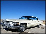 1976 Cadillac Deville  Sold for $4000