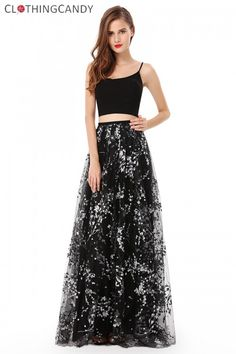 Get this amazing black party dress which is made of 100% polyester and is available in all sizes.