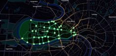 Bike share stats in Moscow — interactive dataviz for Moscow Department of Transport