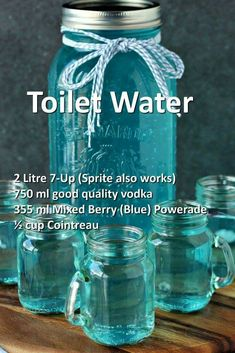 Toilet Water