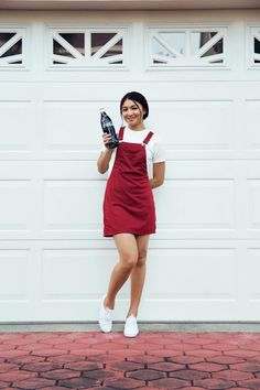 Nadine for Coca Cola (ctto) Nadine Lustre Fashion, Nadine Lustre Outfits, Lady Luster, Filipina Actress, Flattering Outfits, My Life Style, Jadine, Boy Models, Teenager Outfits