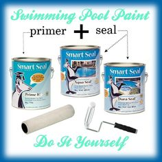 Weekend jobi repaired and painted the pool girls can do it all pool paint do it yourself resurfacing solutioingenieria Choice Image