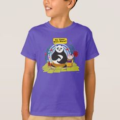 """Animals """"Making Music Together"""" Kids' T-Shirt click/tep for yours! Be Your Own Hero, Cartoon T Shirts, Kung Fu Panda, Boys T Shirts, Children, Kids, Fitness Models, Unisex, Casual"""