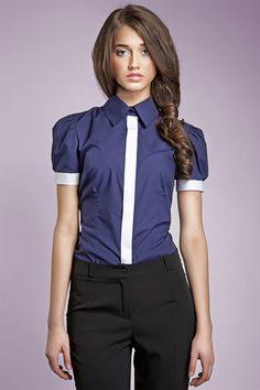 Koszula krótki rękaw - NAJLEPSZE STYLIZACJE
