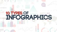 10 Types of Infographics: Which One Works For You?