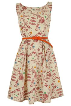 Alice in Wonderland Dress $169.95 by Elise. Amazing dress, especially if you love Alice in Wonderland, shame its so expensive though.