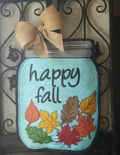 This wonderful handmade shop creates adorable burlap door or wall hangings that you can show off just about anywhere. The home, the office, or a holiday event you have coming up. Make sure you check them out for more fun décor for all occasions.  Connierisleycrafts.etsy.com