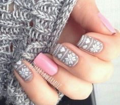 Hey there lovers of nail art! In this post we are going to share with you some Magnificent Nail Art Designs that are going to catch your eye and that you will want to copy for sure. Nail art is gaining more… Read more › Love Nails, How To Do Nails, Fun Nails, Pretty Nails, Style Nails, Xmas Nails, Holiday Nails, Snow Nails, Nail Design Glitter