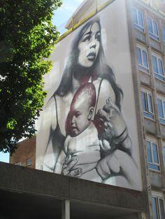 LA's El Mac's Mother and Child