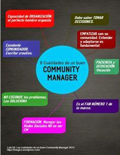El Espacio Geek: 8 cualidades de un buen Community Manager