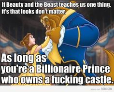 Disney's tribute to Stockholm syndrome
