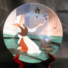 Great Cinderella Collector Plate!