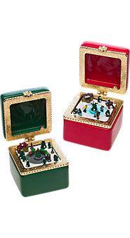 little skaters music box