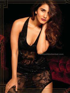 Vaani Kapoor - Maxim India August 2014 lingerie photo shoot 05