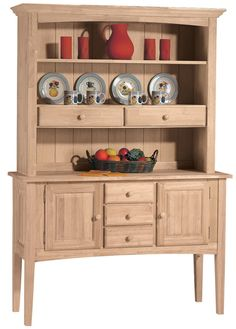 SELECT Dining Display Hutch