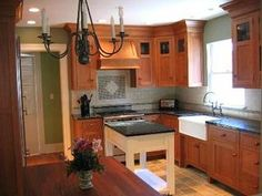 Finished Kitchens Blog: athomedad's Kitchen