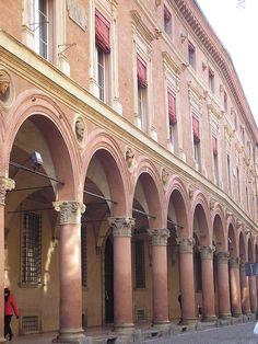 Piazza Santo Stefano, Bologna, Emilia Romagna - Italy