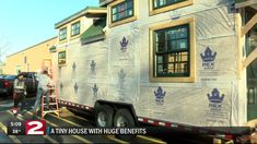 A Tiny House with Huge Benefits Building A Tiny House, Tiny Living, Screenwriting, Benefit, Inspiration, Ideas, Building A Small House, Biblical Inspiration, Script Writing