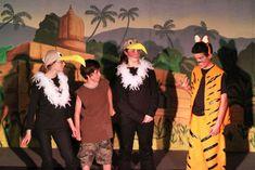 "The Jungle Book Kids"" performance"