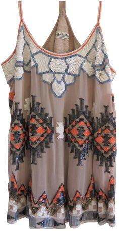 ALL SAINTS Silk camisole $334.62 thestylecure.com