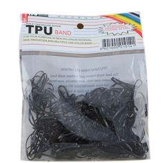 300Pcs Rubber Rope Ponytail Holder Elastic Hair Bands Ties Braids Plaits Hair Clip Headband Hair Accessories
