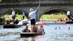UK heatwave: Met Office confirms record temperature in Cambridge - BBC News Hottest Day Ever, Weather Records, Number Of Countries, Uk Weather, New Scientist, Train Service, Office Meeting, Great Western, Garden Show