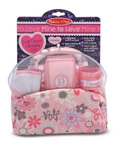 Doll Bag Nappy Set | Your #1 Source for Toys and Games