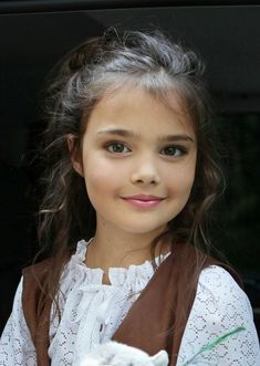 Commit error. Very cute young eveline model this