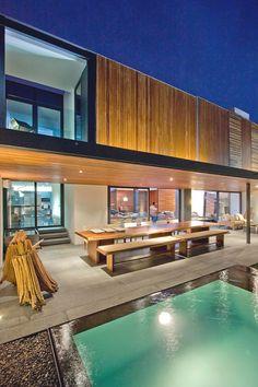 The Ultra Modern Casa RO, Mexico