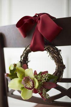 Tablescape ● Chair Decor ● Fall Wreaths