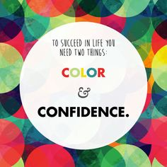 Does your #SecretColor make you feel more confident? #ShareYourColor with us! #HairExtensions #DemiLovato #Color2015 www.secretcolor.com