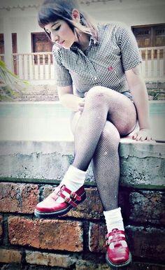 Nice shoes...