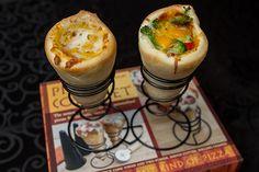 pizza cone set Pizza Cones, Camembert Cheese, Nom Nom, Food, Essen, Meals, Yemek, Eten