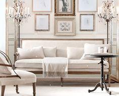 lovely neutral living room