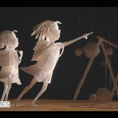 """""""Paper World"""" Shortfilm   Making Of Paper World  Follow the paper plane into Sehsucht's latest origami-style world of helping hands and improved communities. They produced the 30 sec. TVC """"Paper"""""""
